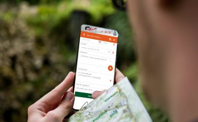 gérez vos livraisons sur smartphone